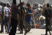 Photo of مصرع شخص وإصابة اثنان فى مشاجرة بسبب لهو الأطفال