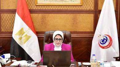 Photo of وزيرة الصحة: مناقشة خطة عودة السياحة إلى مصر تمهيدًا لعرضها على رئيس مجلس الوزراء غدًا