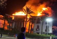 Photo of حريق هائل فى عشتين بشارع 77 رأس البر والحماية المدنية تدفع ب3 سيارات مطافى