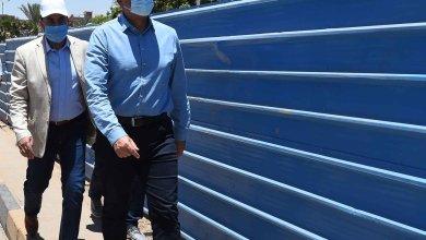 Photo of مدبولى يتفقد أعمال مشروع إحلال وتجديد البنية التحتية بطريق السادات بمدينة أسوان