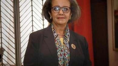 Photo of سهلي ورق زودي رئيسة أثيوبيا تهنئ الأثيوبيين بملئ السد كمرحلة أولى