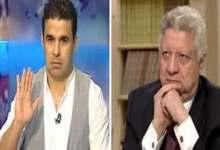 Photo of خالد الغندور يهدد بالرحيل من قناة الزمالك والسبب مرتضى منصور