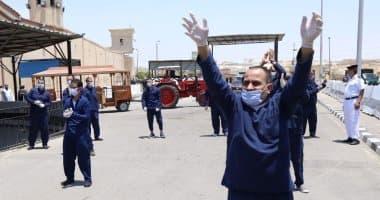 Photo of الإفراج عن 2130من نزلاء السجون بمناسبة الإحتفال بذكرى ثورة 23 يوليو وعيد الأضحى المبارك