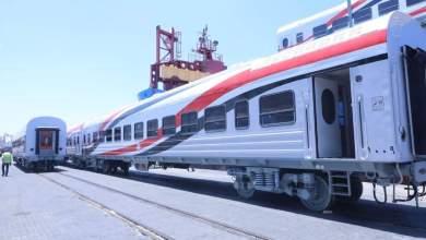 Photo of وزير النقل يعلن وصول دفعة جديدة من عربات ركاب السكك الحديدية الجديدة
