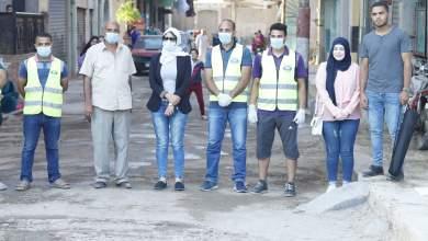 Photo of الناس للناس تستكمل حملات التعقيم والتطهير ببنها