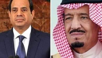 """Photo of """"السيسى"""" يهنئ الملك سلمان بعيد الأضحى ويشيد بنجاح السعودية في تنظيم شعائر الحج"""