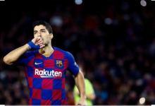 Photo of سواريز يشعل برشلونة