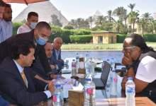 Photo of وزير الرياضة يتفقد موقع إقامة قرعة مونديال العالم لليد 2021