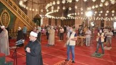 Photo of الأوقاف: عودة صلاة الجنازة بالمساجد الكبرى اعتبارا من الغد