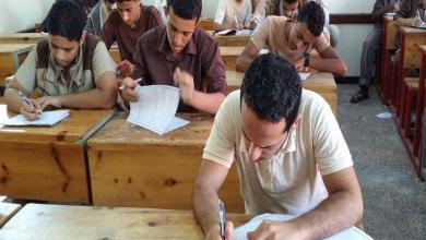 Photo of طلاب الدبلومات الفنية يؤدون الامتحان في رابع أيام الدور الثاني