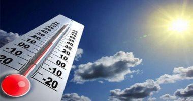 Photo of انخفاض طفيف بدرجات الحرارة غدا وأمطار رعدية بسيناء والعظمى بالقاهرة 34 درجة