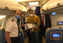 Photo of 4 تذاكر مجانية…واستئناف الرحلات بين الاسكندرية ودبي