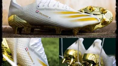 Photo of مطلي بالذهب.. صلاح يحصل علي حذاء جديد أمام أياكس