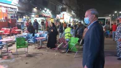 Photo of بالصور..محافظ القليوبية يقوم بجولة مسائية مفاجئة ويقيل من خلالها نائبي حي شرق شبرا الخيمة