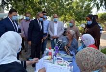 Photo of محافظ القليوبية يتفقد مستعمرة الجزام ومستشفى الأمراض النفسية بالخانكة