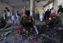 Photo of قتلى وجرحى في انفجار قنبلة بمدرسة دينية في باكستان