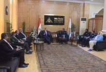 Photo of تعاون بين جامعة بنها والحماية المدنية بالقليوبية لتأمين منشآتها