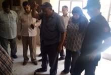 Photo of السيطرة علي حريق كابل كهرباء داخلي بمدرسة الشهيد هشام بيومي