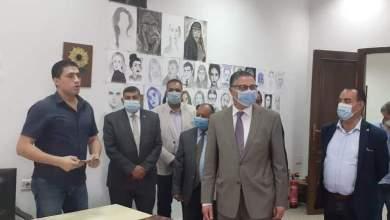 Photo of بالصور… السعيد يتفقد خدمات سفارة المعرفة بجامعة بنها