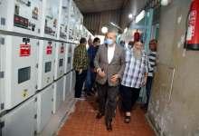 Photo of محافظ القليوبية يطلق التيار الكهربائي لمستشفي بنها التعليمي تمهيدا لتشغيلة تجريبيا