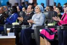 Photo of السيدة انتصار: الرئيس لديه طبيعة خاصة وما يسعده أن يرى إنجازا جديدا