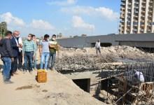 Photo of محافظ القليوبية يتابع أعمال المرحلة الثانية لإنشاء كوبري الشموت