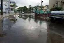 Photo of محافظة دمياط تتعرض لموجة من الطقس السئ وإغلاق الصيد فى المنزلة