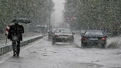"Photo of ""الطقس"" رياح مثيرة للرمال تمتد للقاهرة وفرص الأمطار تصل الدلتا صباح اليوم"
