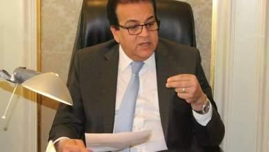 Photo of عاجل  وزير التعليم العالي يوجه بفتح تحقيق عاجل في فصل الطالب مصطفى شعلان