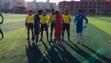 Photo of بسبب سيارة أسعاف..إلغاء مباراة الجزيرة ومالية كفر الزيات