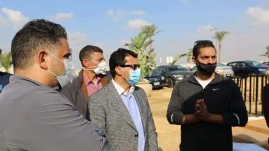 Photo of بالصور.. وزير الرياضة يشهد سباق التحدي Tough Mudder بالمقطم