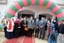 Photo of الهجان يتفقد الوحدة الصحية بميت راضي بحضور مساعدة وزيرة الصحة