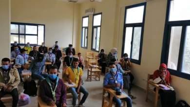 Photo of الشباب والرياضة تواصل تنفيذ مراكز التدريب الكشفي بجامعة بنها