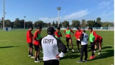 Photo of 14 لاعب في تدريبات منتخب مصر للشباب تحت سن ال20 قبل مواجهة فريق منتخب تونس للشباب