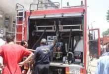 Photo of حريق بميناء الإسكندرية والحماية المدنية تدفع ب 16 سيارة إطفاء