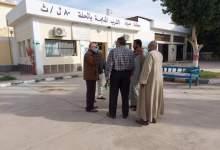 Photo of رئيس مركز ومدينة إسنا الجديد جنوب الأقصر يقوم بجولة للمرور على المجالس القروية