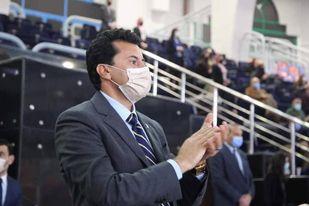 Photo of أشرف صبحي يشهد مباريات مونديال اليد بإستاد القاهرة