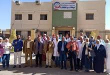 Photo of مندور يتابع التشغيل التجريبى لـعيادات التأمين الصحى النموذجية