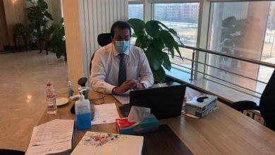 Photo of وزير التعليم العالى يرأس اجتماع المعهد القومى للبحوث الفلكية والجيوفيزيقية