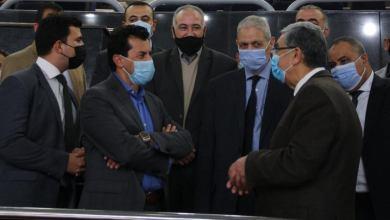 Photo of استعدادات وزارة الكهرباء والطاقة المتجددة لتأمين التغذية الكهربائية خلال استضافة مصر لبطولة كأس العالم لكرة اليد للعام 2021