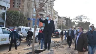 Photo of محافظ القليوبية يتفقد أعمال تطوير كورنيش النيل بمدينة بنها ويشدد على سرعة الانتهاء من الأعمال