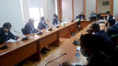 """Photo of """" التمثيل التجاري"""" يبحث مع مجلس الأعمال المصري السوداني تعزيز العلاقات"""