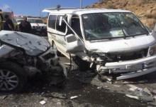 Photo of إصابة 16 شخصًا في حادث تصادم بالإسكندرية