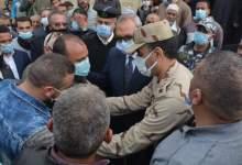 Photo of محافظ القليوبية يشارك في تشييع جنازة شهيد سيناء محمد عبد الخالق بميت حلفا قليوب