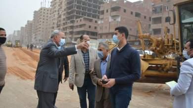 Photo of محافظ القليوبية يقوم بجولة لمدينة شبرا الخيمة وقليوب…ويلتقي بالمواطنين للإستماع لمشاكلهم