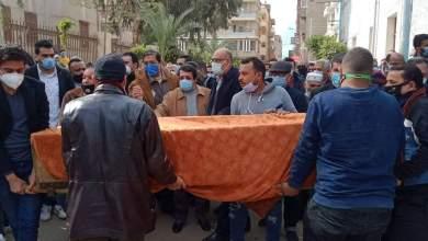 Photo of تشييع جثمان مأمور قسم أول بنها السابق متأثرا بإصابته بكورونا