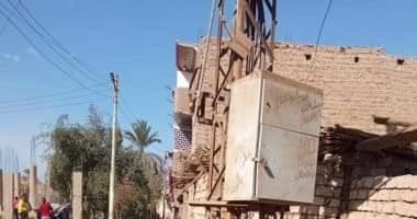 Photo of خطة لتحويل أسلاك الجهد المتوسط بكابلات أرضية بقرية العزايزة فى أسيوط