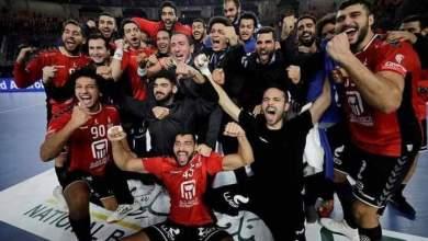 Photo of مصر تواجه الدنمارك في دور الثمانية بمونديال اليد 2021
