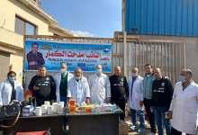 Photo of علاج وتحصين 937 رأس ماشية فى أول يوم للقافلة البيطرية بالزهويين