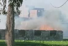 Photo of الحماية المدنية: السيطرة على حريق نشب بمزرعة دواجن بالشرقية